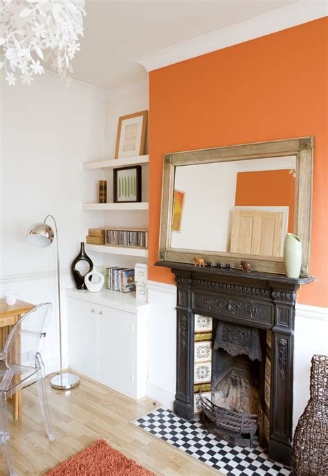 orange wall living room 46 best images about orange accent on orange living rooms living room orange and