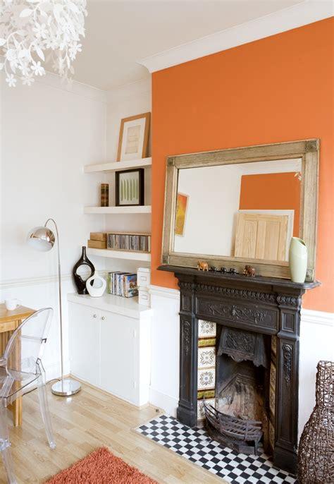 orange walls living room 46 best images about orange accent on pinterest orange