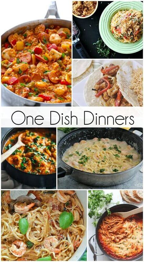 one dish dinners your family will love passion for savings