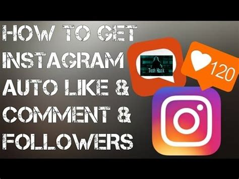 Get Auto Likes On Instagram Free by How To Get 1m Auto Likes Comments Followers On