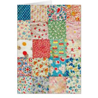 quilt pattern note cards quilter note cards zazzle