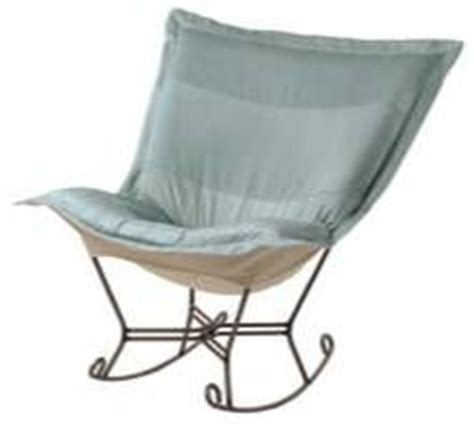 butterfly rocker chair replacement covers chicago textile puff rocker