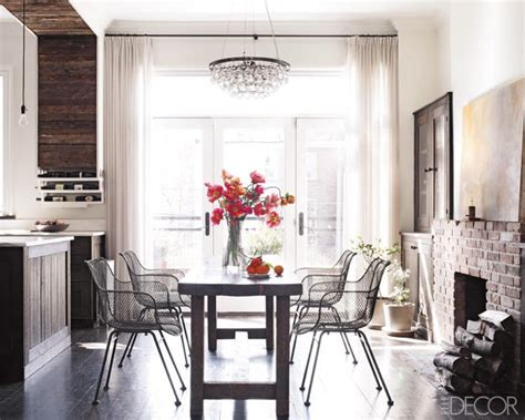 the dining room brooklyn inside actress keri russell s brooklyn brownstone