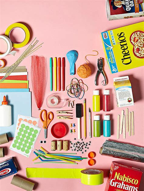 craft items for easy crafts for from everyday items