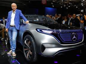 Mercedes Ceo Mercedes S Ceo Says Company Will Beat Tesla As Top Ev