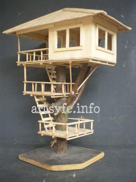 build an a frame miniature tree houses ideas to mesmerize you bored art