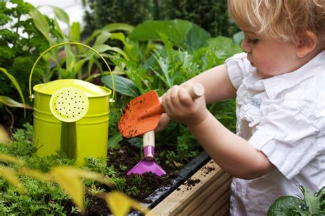 Garden Activities For Toddlers Kid Friendly Gardening Projects
