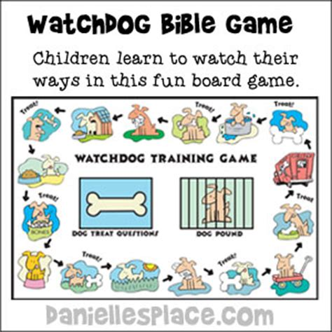 Printable Board Games For Sunday School | printable bible games for sunday school