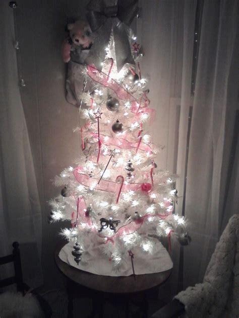 girly christmas tree decorations  girls room magment
