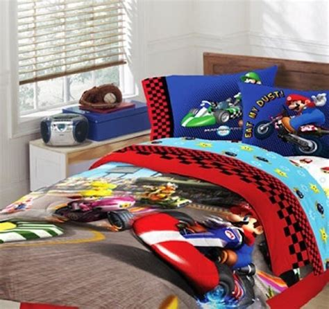 brothers bedding inspiration mario themed room for your kids evercoolhomes
