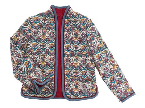 Quilted Jacket Patterns Free by Quilted Jacket 09 2014 145 Sewing Patterns Burdastyle