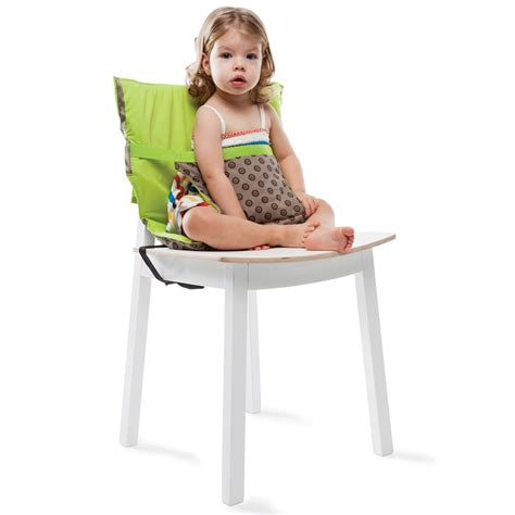 chaise nomade baby to chaise nomade de babytolove si 232 ges de table aubert
