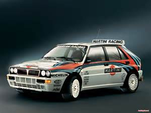 Martini Lancia Lancia Delta Hf Integrale Martini Team It S All About Cars