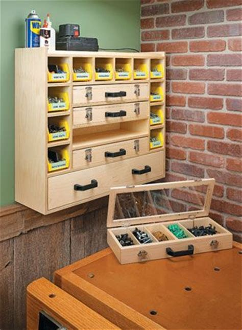 build your own storage cabinet build your own hardware storage cabinet with plans from