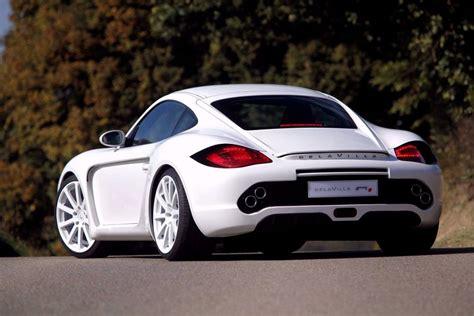 Porsche Tuned by Porsche Cayman R1 Tuned By Delavilla Nordschleife Autoblahg