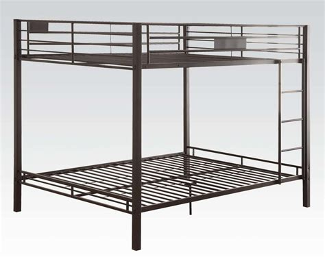 metal bunk bed cambridge black metal bunk bed