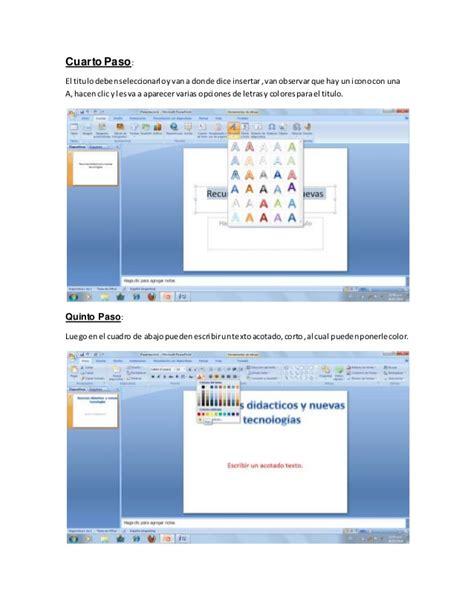 Tutorial Para Hacer Powerpoint | tutorial para hacer un power point