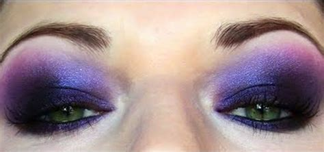 dramatic purple eyeshadow how to create a dramatic electric purple futuristic makeup