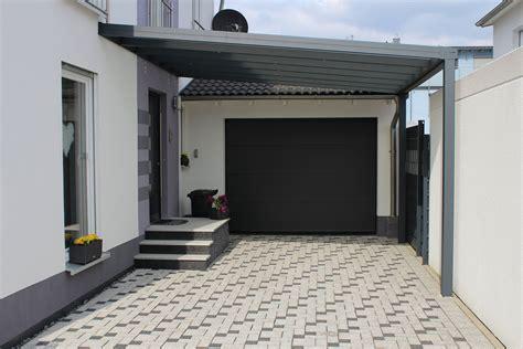 Haus Mit Carport Und Garage by Carport Am Haus Ferienhaus Tide 102 Nordsee Halbinsel