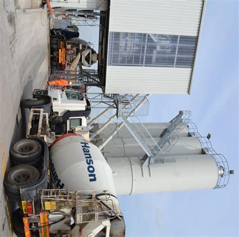 Top 10 Uk Concrete Contractors 2017 - hanson invests in glasgow concrete plants