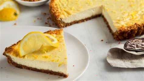 lemon tofu cheesecake recipe vegetarian times