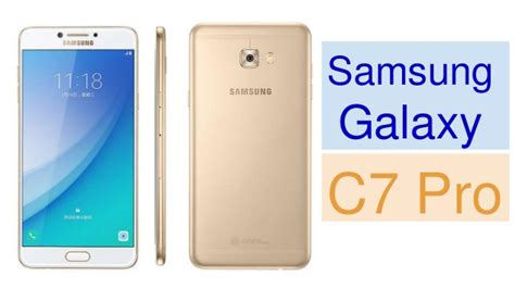 samsung galaxy c7 pro phone specs features best price in duba