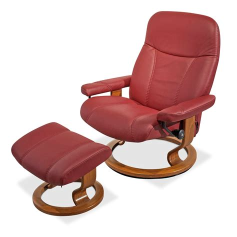 stressless sessel pflege sessel consul l classic mit hocker stressless sessel