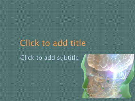 theme ppt medical free download neurology powerpoint background free download free