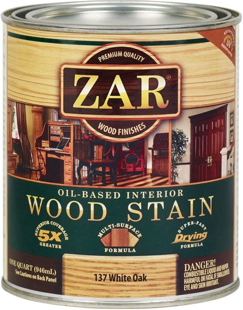 White Wood Stain Interior by Buy The Zar 13712 Wood Stain Interior Based White