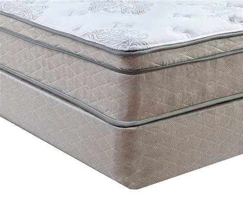 Serta Mattress Big Lots by Serta Sleeper Davis Top Mattress Set