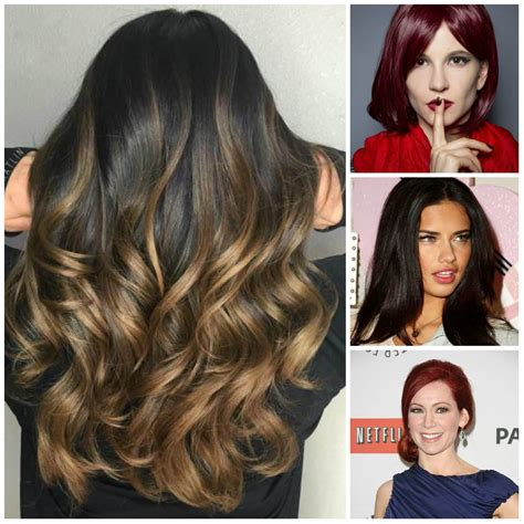 hair popular hair colors top popular hair color 2017 what woman needs