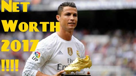guess  cristiano ronaldos net worth