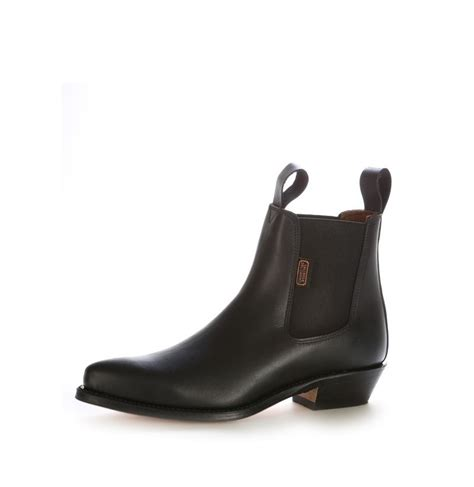 sepatuolahragaa black leather ankle boots images