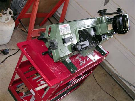 Harbor Freight Portable Bandsaw Stand by Famous Homemade Welding Cart Plans
