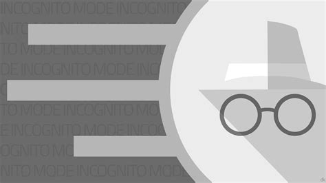 Minimalistic Design minflat incognito mode wallpaper 4k by dakoder on