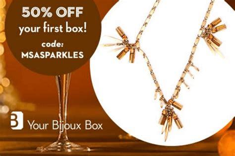 5 11 Paket Black Box Exclusive your bijoux box exclusive black friday deal grab bags