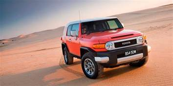 Fj Toyota Cruiser Toyota Fj Cruiser Production To End In August