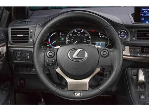 toyota lexus 2017 interior 2017 lexus ct hybrid interior u s report