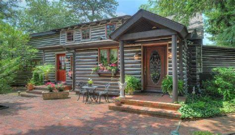 Cabins In New Jersey by Now For Something Different A Lakefront Log Cabin In New