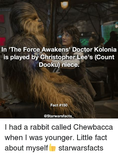 Count Dooku Meme - in the force awakens doctor kolonia is played by