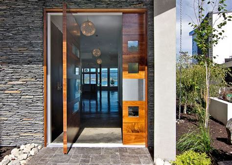 Pivoting Front Door Impress Your Guests And Increase The Entryway Appeal With Pivot Doors