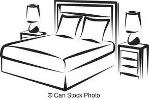 Bedroom Black And White Drawing Bedroom Illustrations And Clip 18 023 Bedroom Royalty