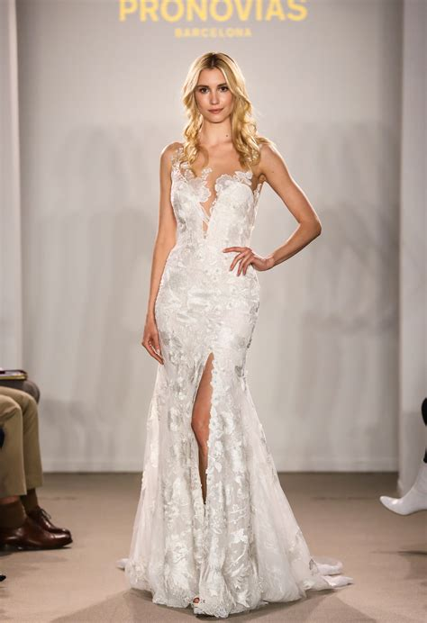 Longsleve Ramses pronovias presents the stunning 2018 preview collections