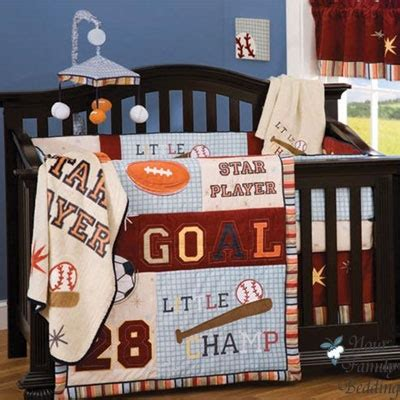 sports theme nursery 17 best images about sports theme crib bedding on