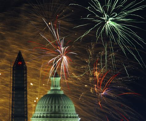 new year in washington dc best places to see new year s fireworks in washington