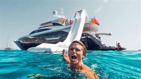 the super yacht life in ibiza vlog 178 50 youtube - Yacht Life