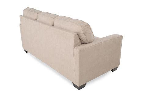 zeb full sofa sleeper ashley zeb quartz full sleeper sofa mathis brothers