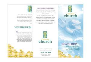 free church brochure templates christian church 1 print template pack from serif