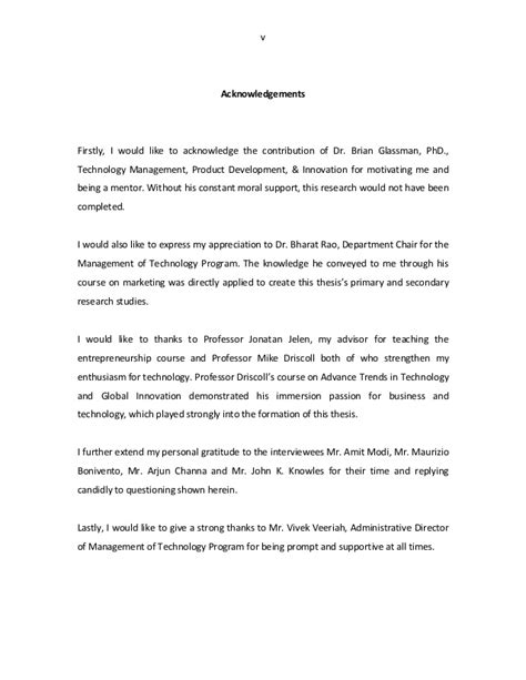 thesis of acknowledgement master thesis acknowledgement page drodgereport296 web