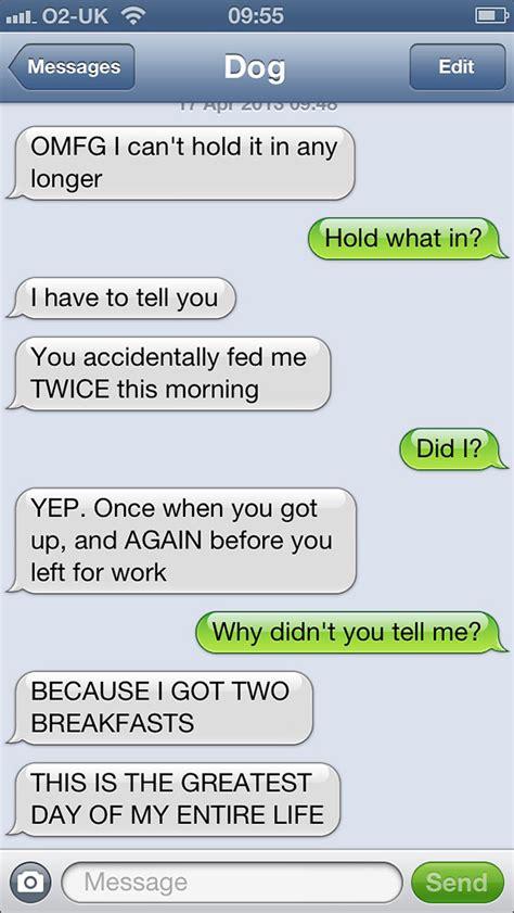 if dogs could text if dogs could text 24 texts high octane humor